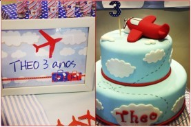 Disney Airplane Cake Ideas